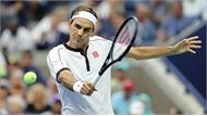 Federer hạ Dzumhur tại vòng 2 Mỹ mở rộng