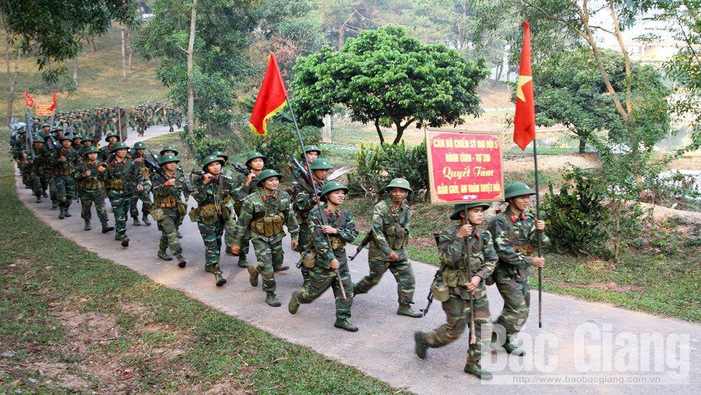 Sư đoàn 3: Bám thao trường, bảo đảm chất lượng huấn luyện