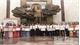 Đoàn đại biểu Đảng bộ Các cơ quan tỉnh báo công tại Lăng Bác