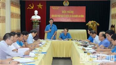 Tổ chức Công đoàn sẽ khởi kiện DN đòi quyền lợi cho người lao động ở 3 DN có chủ bỏ trốn