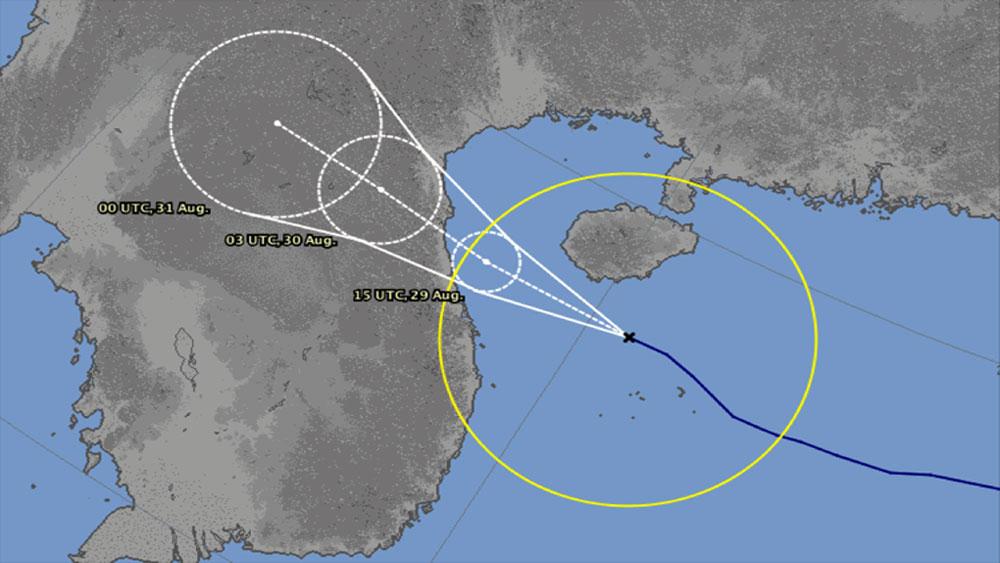Sáng mai, bão Podul đổ bộ từ Nghệ An đến Quảng Bình