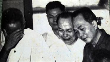 Những ngày trước lúc đi xa của Chủ tịch Hồ Chí Minh