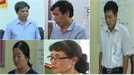Gần 100 người có liên quan tham gia vụ xét xử gian lận điểm thi ở Sơn La