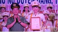 Tôn vinh vẻ đẹp duyên dáng, tài năng của phụ nữ Công an tỉnh Bắc Giang