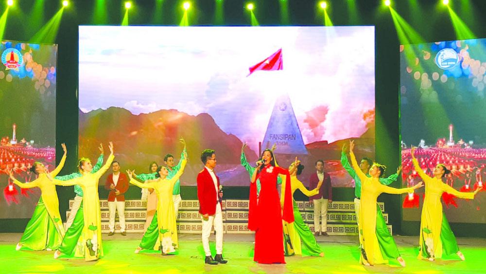 Huyện lục nam, kỷ niệm cách mạng tháng Tám, quốc khánh 2-9, Ca sĩ Lương Nguyệt Anh, Ca sĩ Ngọc Ký…