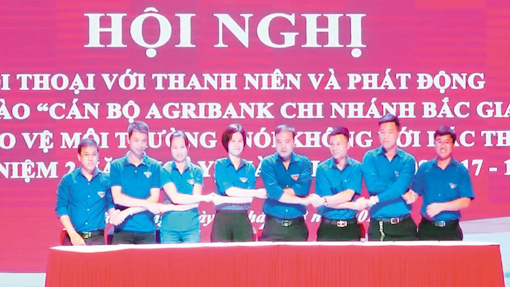 Ngân hàng Nông nghiệp và PTNT Việt Nam (Agribank) Chi nhánh Bắc Giang II