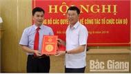 Ông Nguyễn Văn Bình giữ chức Phó Giám đốc Sở Y tế Bắc Giang