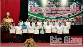 Huyện Lục Ngạn tổng kết 10 năm xây dựng nông thôn mới
