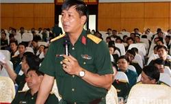 Góp ý vào dự thảo Luật Dân quân tự vệ (sửa đổi) và Luật Lực lượng dự bị động viên