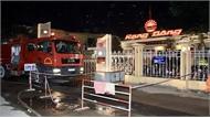 Vụ cháy tại Công ty cổ phần Bóng đèn phích nước Rạng Đông: Kết quả quan trắc không khí ban đầu đều trong ngưỡng an toàn