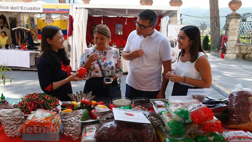 Vietnamese spices introduced in Italy