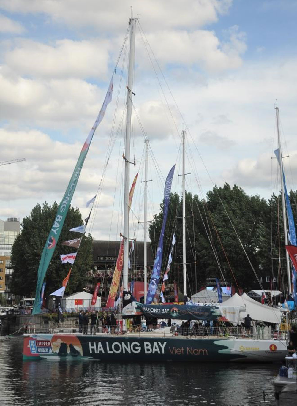 Global yacht race clipper,  Ha Long Bay – Vietnam, Clipper Round the World Yacht Race, cooperation agreement,