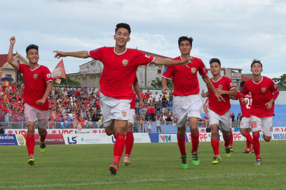 Hồng Lĩnh Hà Tĩnh, V.League 2020, vô địch giải hạng Nhất, lên hạng