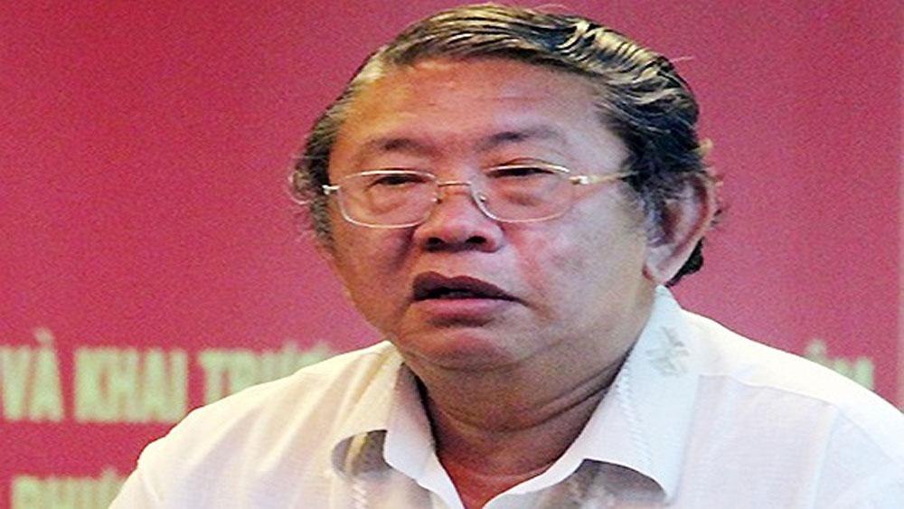 Vi phạm, ông Phạm Văn Sáng, nguyên Giám đốc Sở Khoa học và Công nghệ Đồng Nai, rất nghiêm trọng