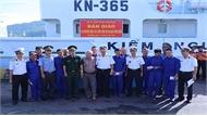 26 giờ sinh tử của thuyền viên tàu Thái Thụy 88