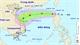 Áp thấp nhiệt đới vào biển Đông và tiếp tục mạnh lên
