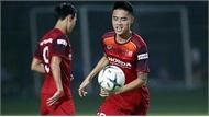 Tuyển Việt Nam đưa 24 cầu thủ đi Thái Lan