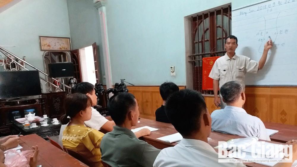 Chi hội trưởng nông dân Phạm Văn Yên nhiều việc làm theo Bác