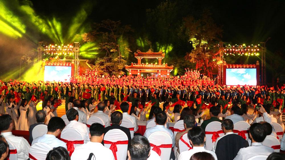 Cầu truyền hình, Bài ca kết đoàn, 50 năm thực hiện Di chúc của Chủ tịch Hồ Chí Minh