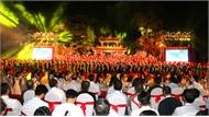 """Cầu truyền hình """"Bài ca kết đoàn"""" nhân 50 năm thực hiện Di chúc của Chủ tịch Hồ Chí Minh"""