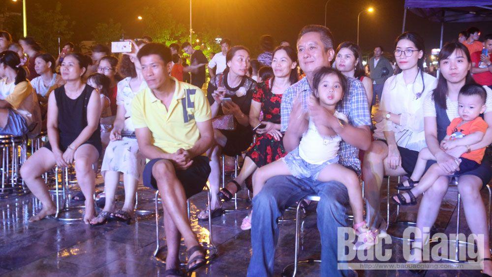Việt yên, mùng 2-9, di chúc Hồ Chí Minh, văn hóa thể thao