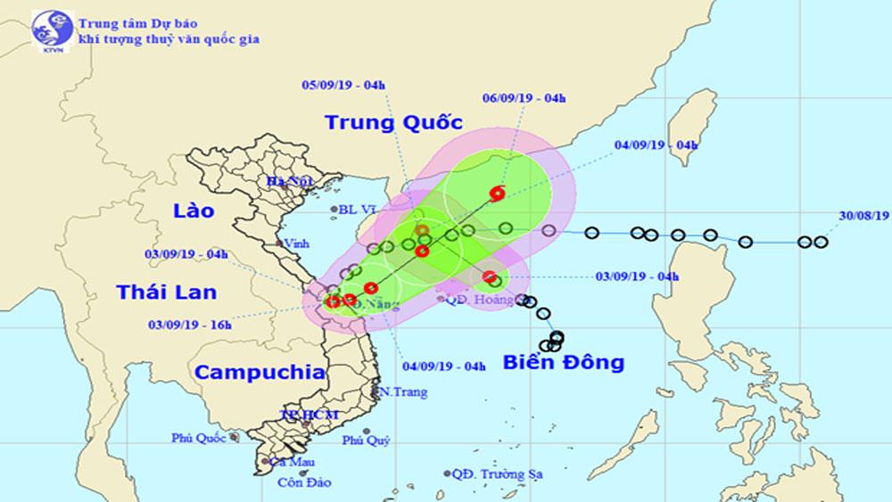 Áp thấp nhiệt đới, liên tục, đổi hướng, Bắc Trung Bộ, có mưa rất to
