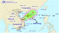 Áp thấp nhiệt đới liên tục đổi hướng, Bắc Trung Bộ có mưa rất to