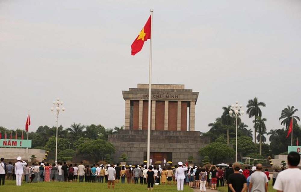 President Ho Chi Minh, National Day holiday, Soviet Union experts, special Vietnamese medical team,  joint agreement, important landmark