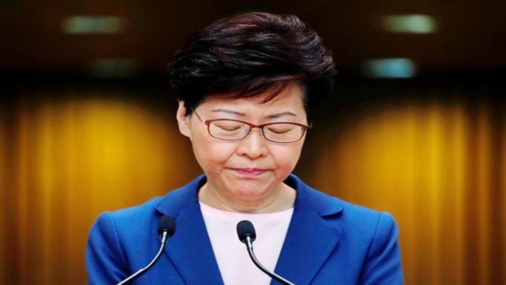 Trưởng đặc khu Hong Kong, từ chức, nếu có thể