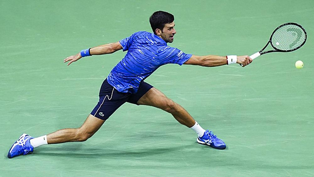 Novak Djokovic, Mỹ Mở rộng, Mỹ Mở rộng 2019