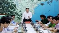 Họp khẩn triển khai công tác ứng phó với 2 áp thấp nhiệt đới trên biển Đông