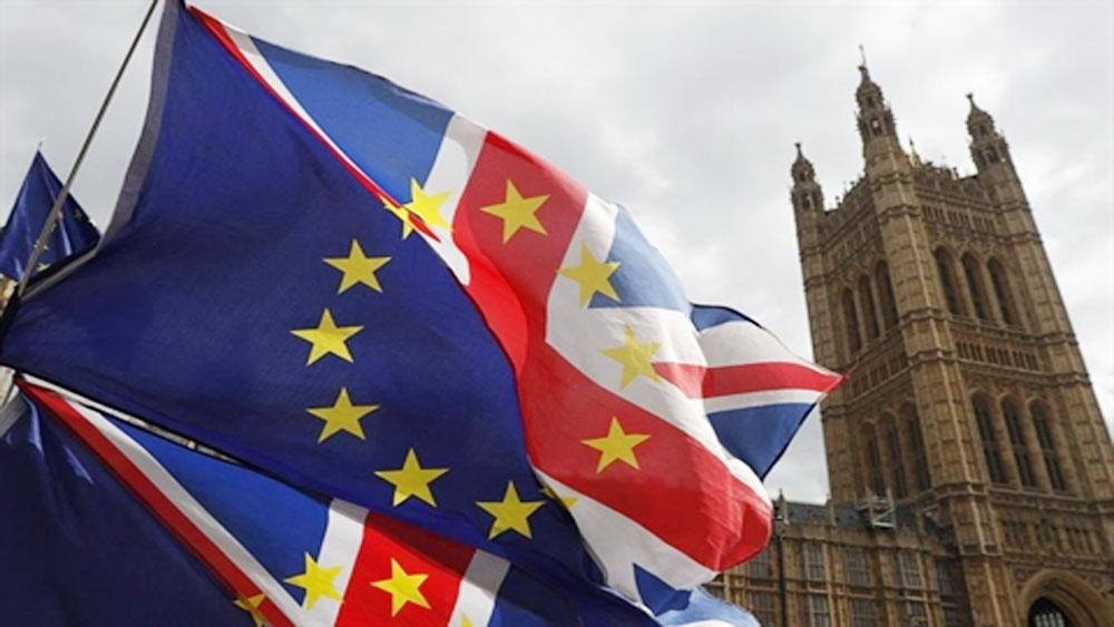 Vấn đề Brexit, Kế hoạch Brexit, sửa đổi, EU đón nhận, tích cực