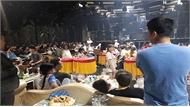 Hàng chục người chơi ma tuý trong bar