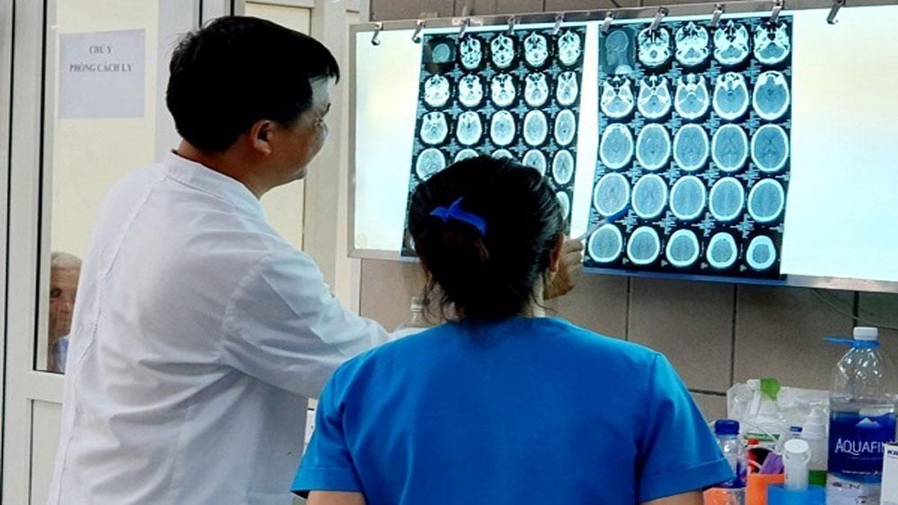 Việt Nam, lần đầu, ghi nhận xuất huyết não, ma túy đá, người trẻ