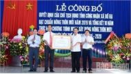 Yên Thế: Công bố xã Bố Hạ đạt chuẩn và tổng kết 10 năm xây dựng nông thôn mới