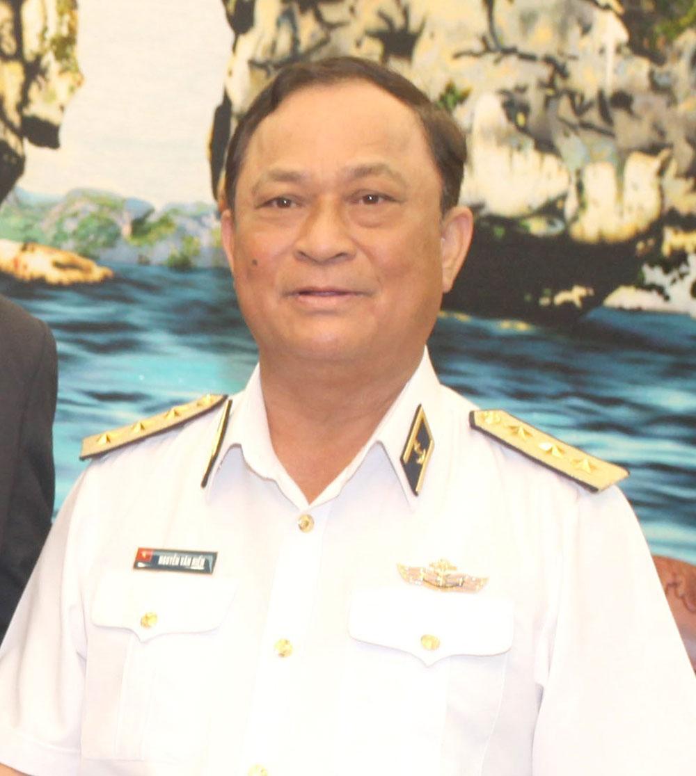 Thủ tướng Chính phủ, ra quyết định, thi hành kỷ luật, nguyên Thứ trưởng Bộ Quốc phòng Nguyễn Văn Hiến