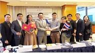 Việt Nam tiếp nhận chức Chủ tịch Hội Doanh nhân trẻ ASEAN