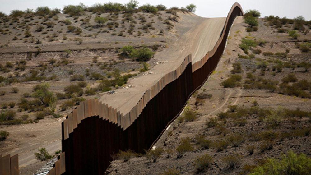 Lầu Năm Góc, cấp 3,6 tỷ USD, xây tường biên giới