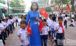 Hơn 455 nghìn học sinh Bắc Giang bước vào năm học mới 2019-2020