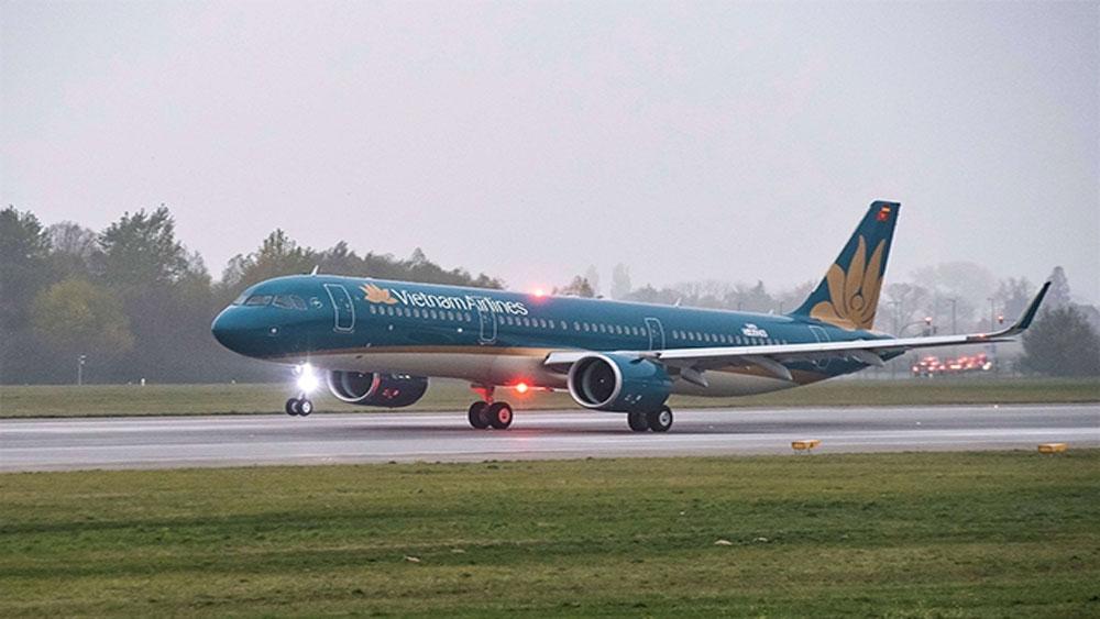 Vietnam Airlines, chính thức, được cấp phép, mở đường bay thẳng đến Mỹ