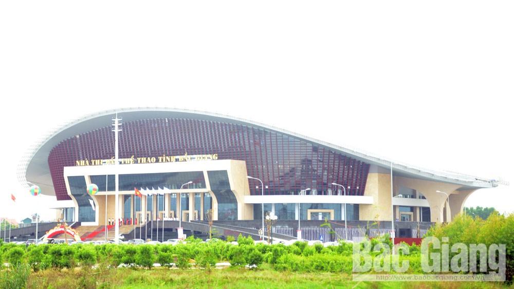 TP Bắc Giang, hạ tầng đô thị, dự án xây dựng, đẩy nhanh tiến độ