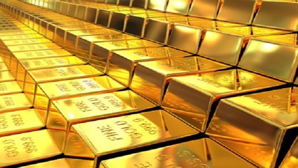 Giá vàng hôm nay 5-9, bán tháo, vàng, đỉnh 6 năm