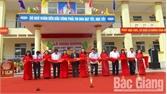 Bắc Giang: Khánh thành công trình Trường THCS Đông Sơn do Công ty Yokoi Mould Việt Nam tài trợ