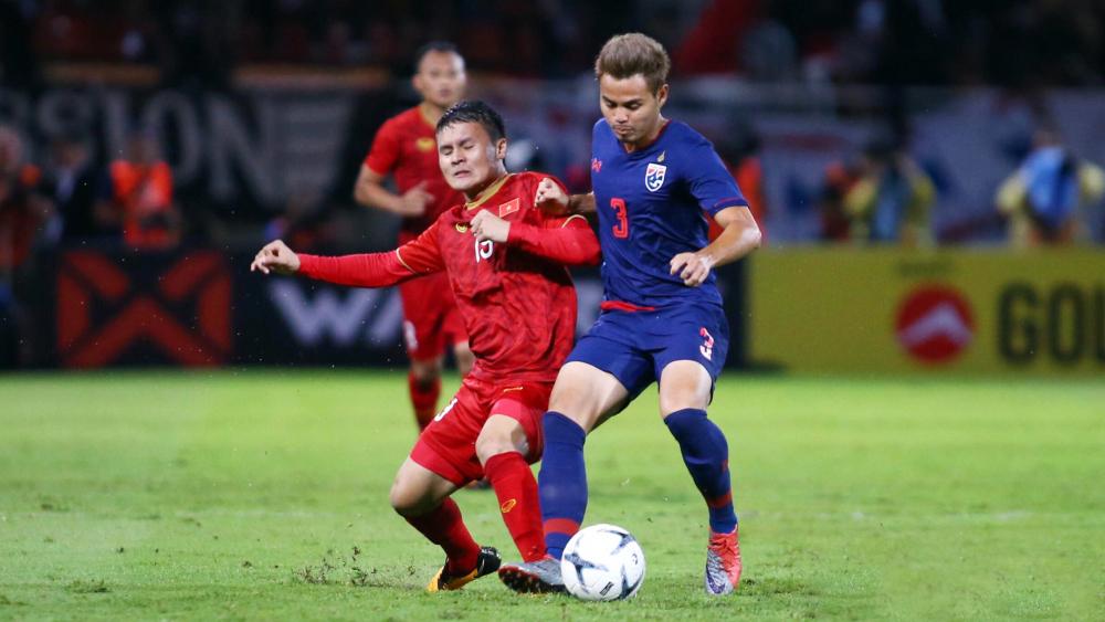 tuyển việt nam, Thái Lan, vòng loại world cup