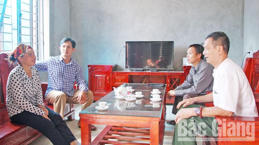 Bắc Giang, Việt Yên, hộ nghèo, người nghèo, xây nhà, nhà đại đoàn kết