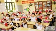 Chiến dịch tặng mũ bảo hiểm cho trẻ lớp 1: Cùng em giữ trọn ước mơ
