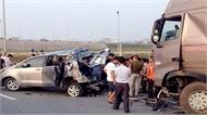 Kết luận mới nhất vụ Innova lùi trên cao tốc làm 4 người chết