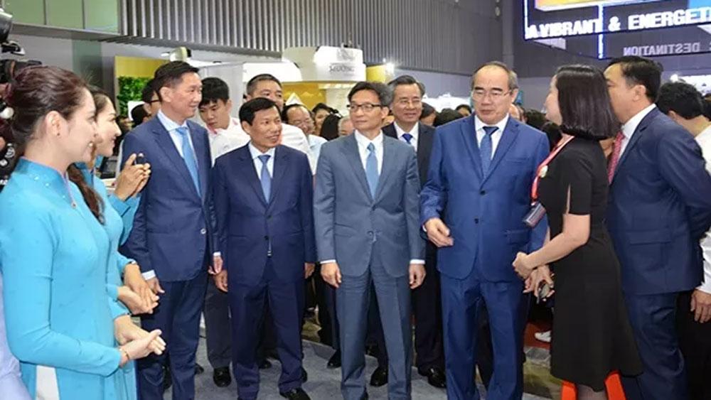 Ho Chi Minh City hosts International Travel Expo