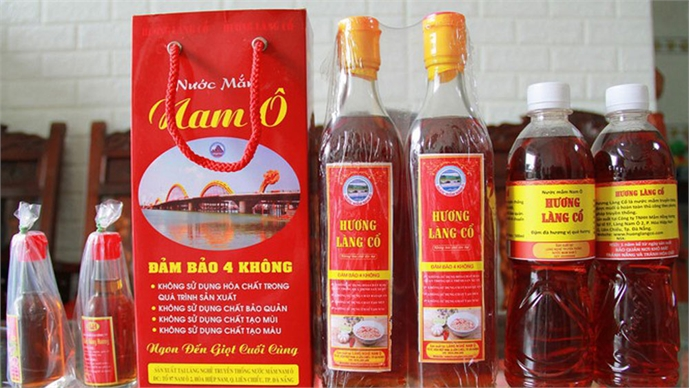 Nam O fish sauce making recognized as national cultural heritage