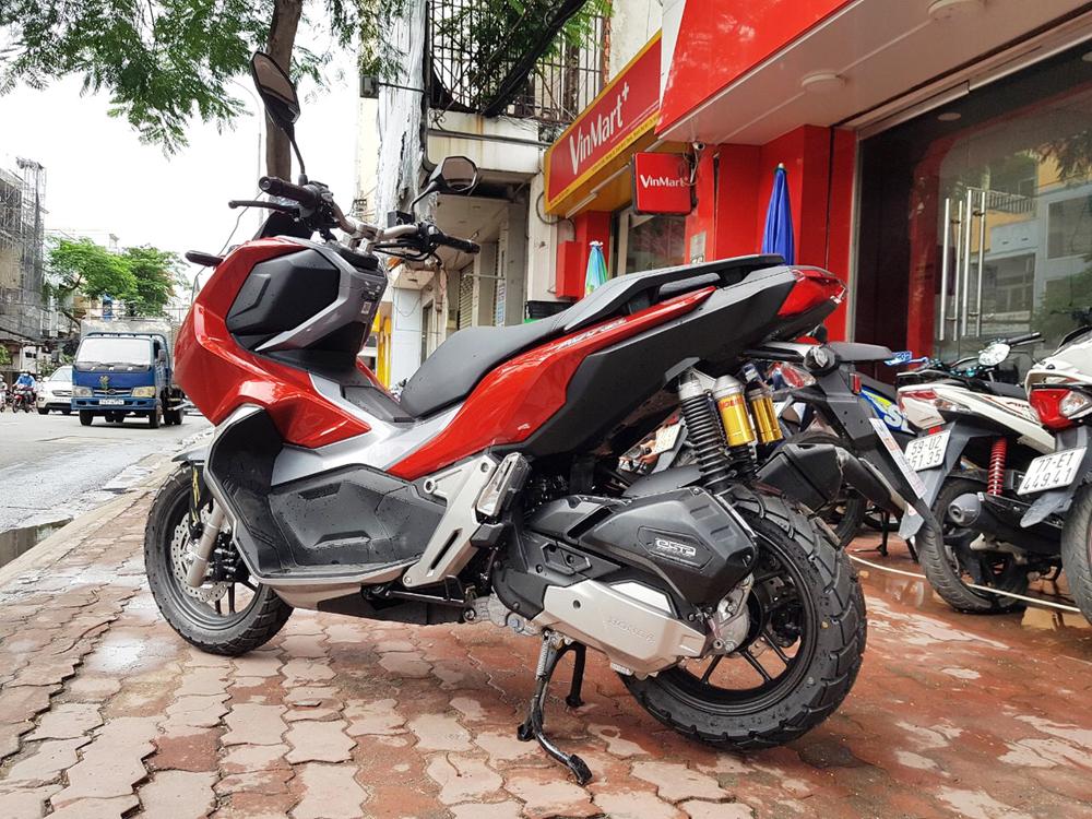Honda ADV 150, Việt Nam, Honda ADV, Honda X-ADV, xe ga đa địa hình